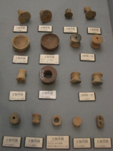Jomon earrings (Sagamihara City Museum)