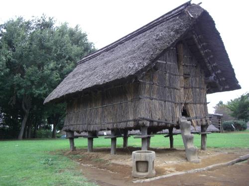 Storehouse, Otsu village, Yokohama