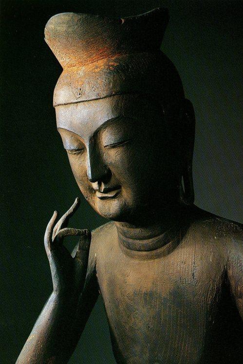Miroku Bosatsu, Koryu-ji Temple
