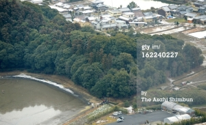 hashihaka ancient tomb asahi getty images