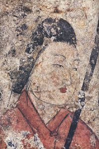 Asuka Bijin, Takamatsuzuka Kofun