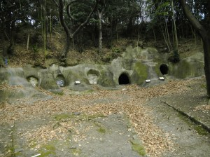 Ichigao yokoana kofun, Kanagawa