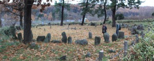Rocks of Ages: A composite photo of the Oshoro Stone Circle in Otaru, Hokkaido | ANDREW KERSHAW