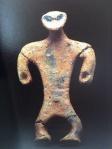 Fig. 19, dogu with asphalt eyes, 2100 BC, Akita pref.
