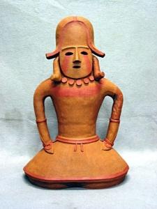 Haniwa figurine, Imashiro Kofun tumulus